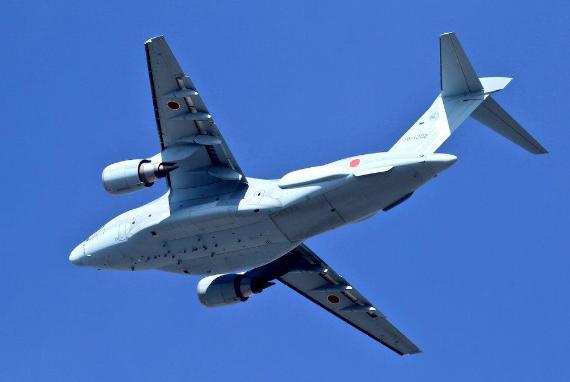 日本公开新型电子侦察机 C2运输机成新平台